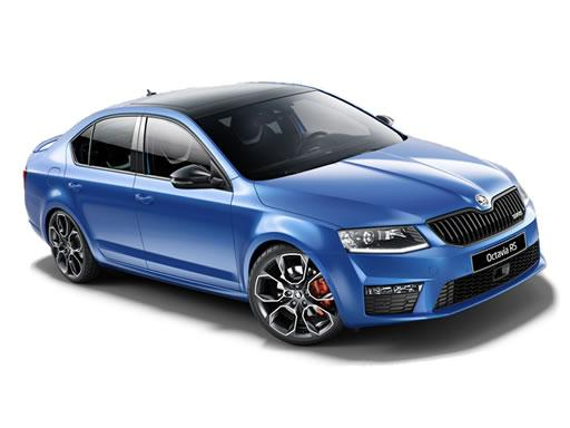 Skoda Octavia Estate available on a 12 month car lease with 12000 miles over the term of the contract