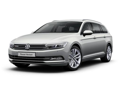 VW Passat Estate available on a 6 month car lease with 9000 miles over the term of the contract