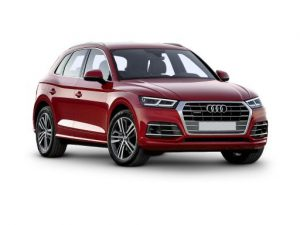 Audi Q5 Estate available on a 12 month car lease with 15000 miles over the term of the contract