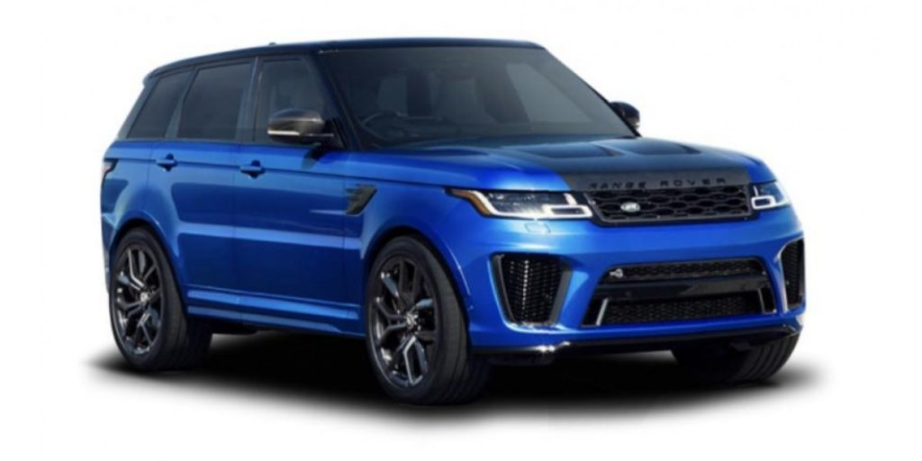 Land Rover Range Rover Sport Estate available on a 12 month car lease with 12000 miles over the term of the contract