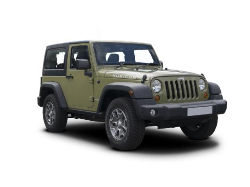 Jeep Wrangler Hard Top available on a 6 month car lease with 7500 miles over the term of the contract