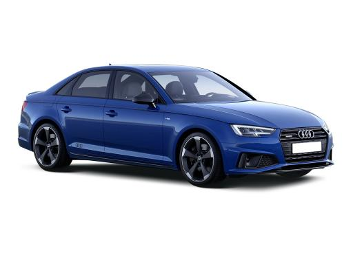 Audi A4 Saloon available on a 12 month car lease with 15000 miles over the term of the contract