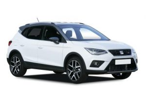 Seat Arona Hatchback available on a 15 month car lease with 18750 miles over the term of the contract