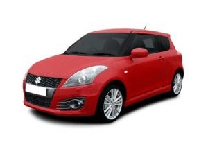 Suzuki Swift Hatchback available on a 12 month car lease with 15000 miles over the term of the contract
