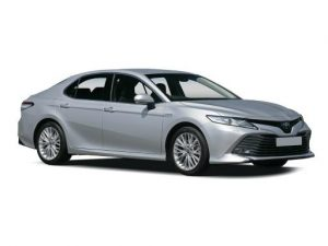 Toyota Camry Saloon available on a 18 month car lease with 27000 miles over the term of the contract