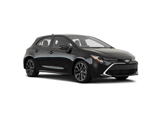 Toyota Corolla Hatchback available on a 18 month car lease with 18000 miles over the term of the contract