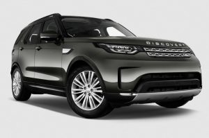 Land Rover Discovery SW available on a 3 month car lease with 4500 miles over the term of the contract