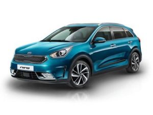 Kia Niro Estate available on a 6 month car lease with 7500 miles over the term of the contract