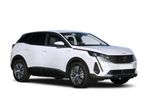 Peugeot 3008 Estate available on a 18 month car lease with 14994 miles over the term of the contract
