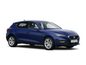 Seat Leon Hatchback available on a 7 month car lease with 7000 miles over the term of the contract