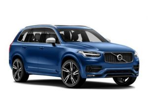Volvo XC90 Estate available on a 12 month car lease with 9996 miles over the term of the contract