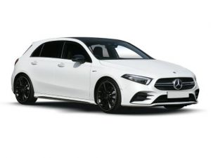 Mercedes-Benz A Class Hatchback available on a 23 month car lease with 19159 miles over the term of the contract