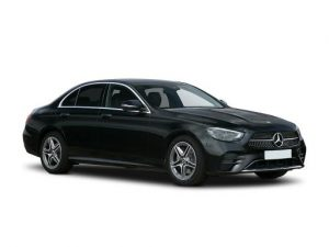 Mercedes-Benz E Class Saloon available on a 23 month car lease with 19159 miles over the term of the contract
