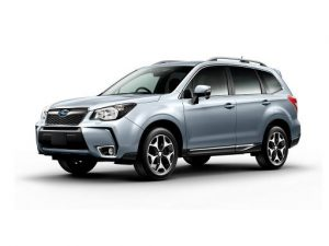 Subaru Forester Estate available on a 12 month car lease with 15000 miles over the term of the contract