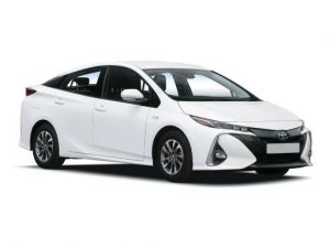 Toyota Prius Hatchback available on a 12 month car lease with 15000 miles over the term of the contract