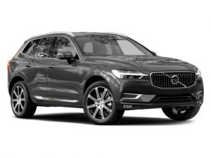 Volvo XC60 Estate available on a 6 month car lease with 9000 miles over the term of the contract