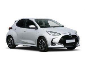 Toyota Yaris Hatchback available on a 12 month car lease with 18000 miles over the term of the contract