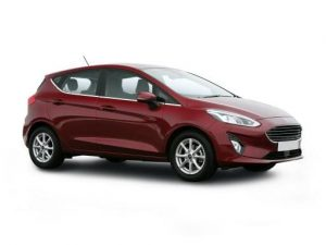 Ford Fiesta Hatchback available on a 12 month car lease with 9996 miles over the term of the contract