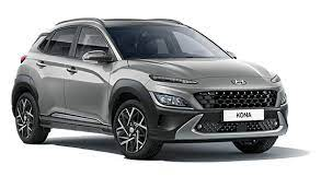 Hyundai Kona Hatchback available on a 6 month car lease with 9000 miles over the term of the contract