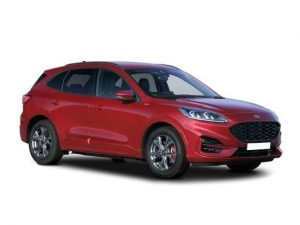 Ford Kuga Estate available on a 12 month car lease with 9996 miles over the term of the contract