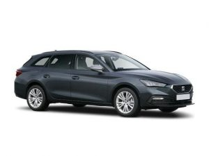 Seat Leon Estate available on a 12 month car lease with 15000 miles over the term of the contract