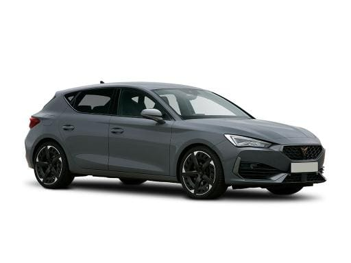 Cupra Leon Hatchback available on a 12 month car lease with 15000 miles over the term of the contract