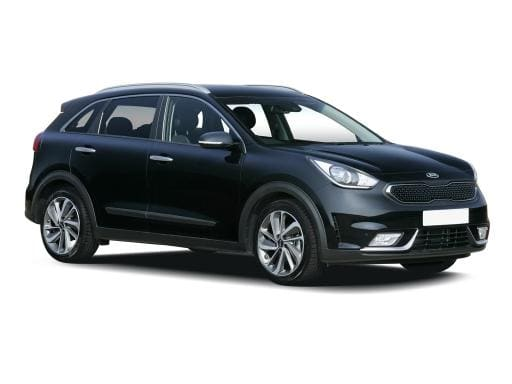Kia Niro Estate available on a 6 month car lease with 6000 miles over the term of the contract