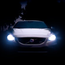 Vehicle Lighting for Driving in Winter