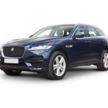 Jaguar F Pace on Short Term Car Lease