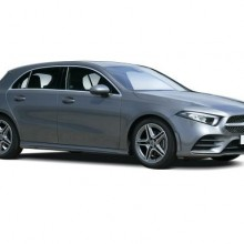 In Stock: New Mercedes A Class