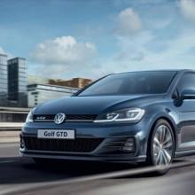 VW Golf GTD – Arriving in December
