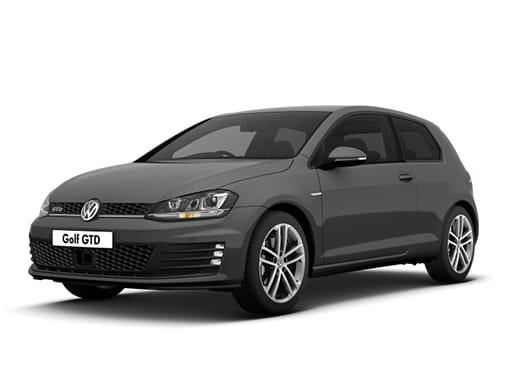 Volkswagen Golf Hatchback 2.0 TDi GTD 5dr – CVC Manual