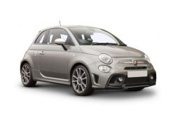 Abarth 595 Hatchback available on a 6 month car lease with 9000 miles over the term of the contract