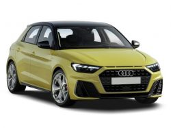Audi A1 Sportback available on a 12 month car lease with 9996 miles over the term of the contract