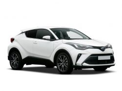 Toyota C-HR Hatchback available on a 6 month car lease with 9000 miles over the term of the contract