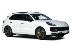 Porsche Cayenne Estate available on a 12 month car lease with 12000 miles over the term of the contract