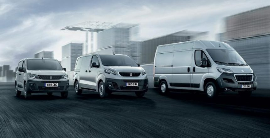 Find Reliable Long Term Van Hire