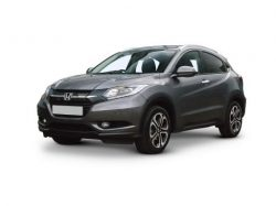 Honda HR-V Hatchback available on a 6 month car lease with 9000 miles over the term of the contract