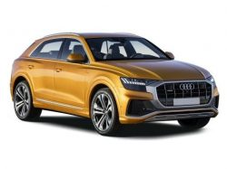 Audi Q8 Estate available on a 12 month car lease with 12000 miles over the term of the contract