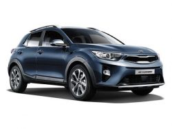 Kia Stonic Estate available on a 6 month car lease with 6000 miles over the term of the contract
