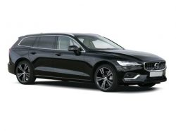 Volvo V60 Sportswagon available on a 5 month car lease with 7500 miles over the term of the contract
