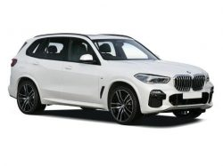 BMW X5 Estate available on a 12 month car lease with 12000 miles over the term of the contract