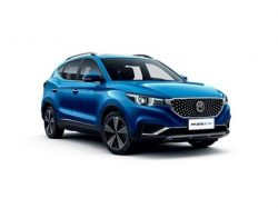 MG Motor UK ZS Hatchback available on a 12 month car lease with 12000 miles over the term of the contract