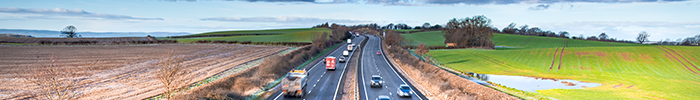 Short Term Car Leasing Specialists photograph of Motorway in the UK