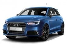 Audi A1 Sportback 1.6 TDI 116PS Black Edition S-Tronic 5dr Automatic