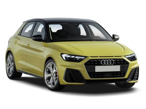 Audi A1 Sportback on 18 month short term lease