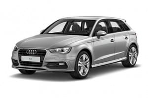 Audi A3 Sportback 2.0 TDI S Line 5dr Manual on flexible vehicle lease