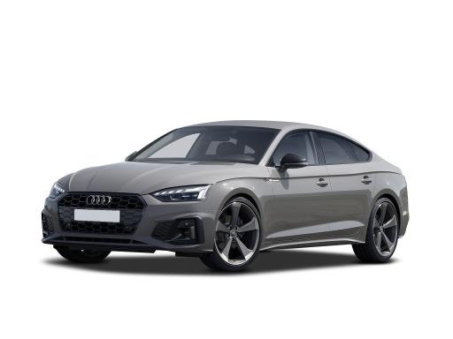 Audi A5 Sportback on 8 month short term lease
