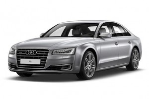 Audi A8 Saloon 50 TDI Quattro Tip 4dr Automatic [GL] on flexible vehicle lease