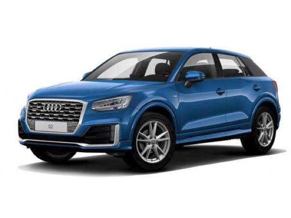 Audi Q2 Estate on 8 month short term lease